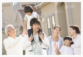 患者さまのご希望、ご要望を考慮親子三世代にわたるさまざまな疾患を治療